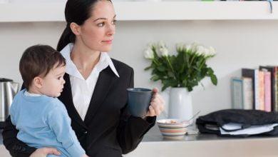 التوفيق بين البيت والعمل