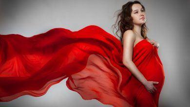 كيف يغير الحمل ملامح وجمال المرأة