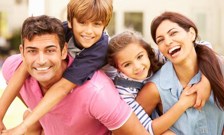 كيف يشارك الأب في التربية
