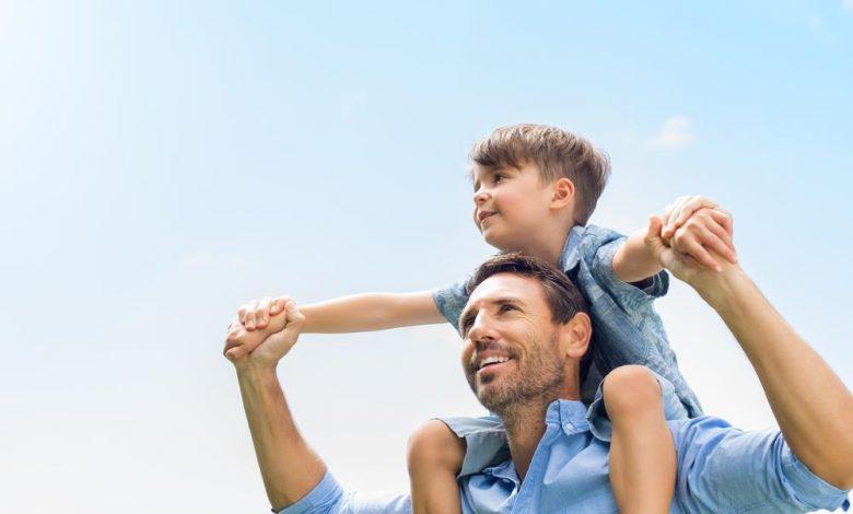 نصائح لتصبح أب عظيم