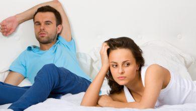 نفور الزوجة من العلاقة الحميمة