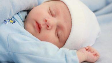 تنظيم نوم الطفل