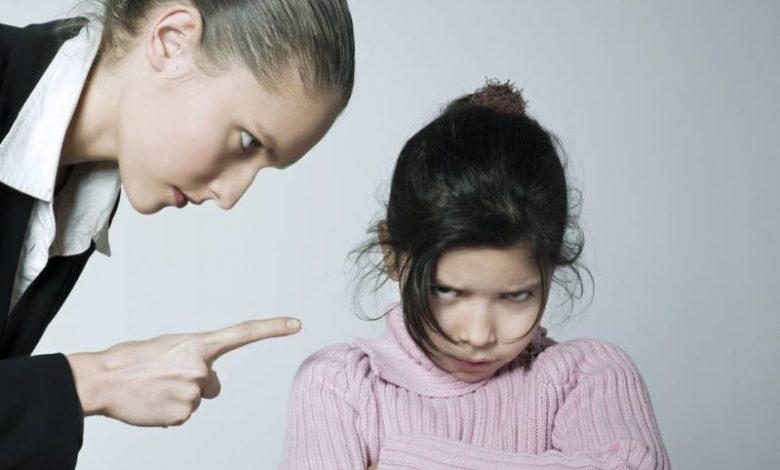 طرق عقاب الأطفال