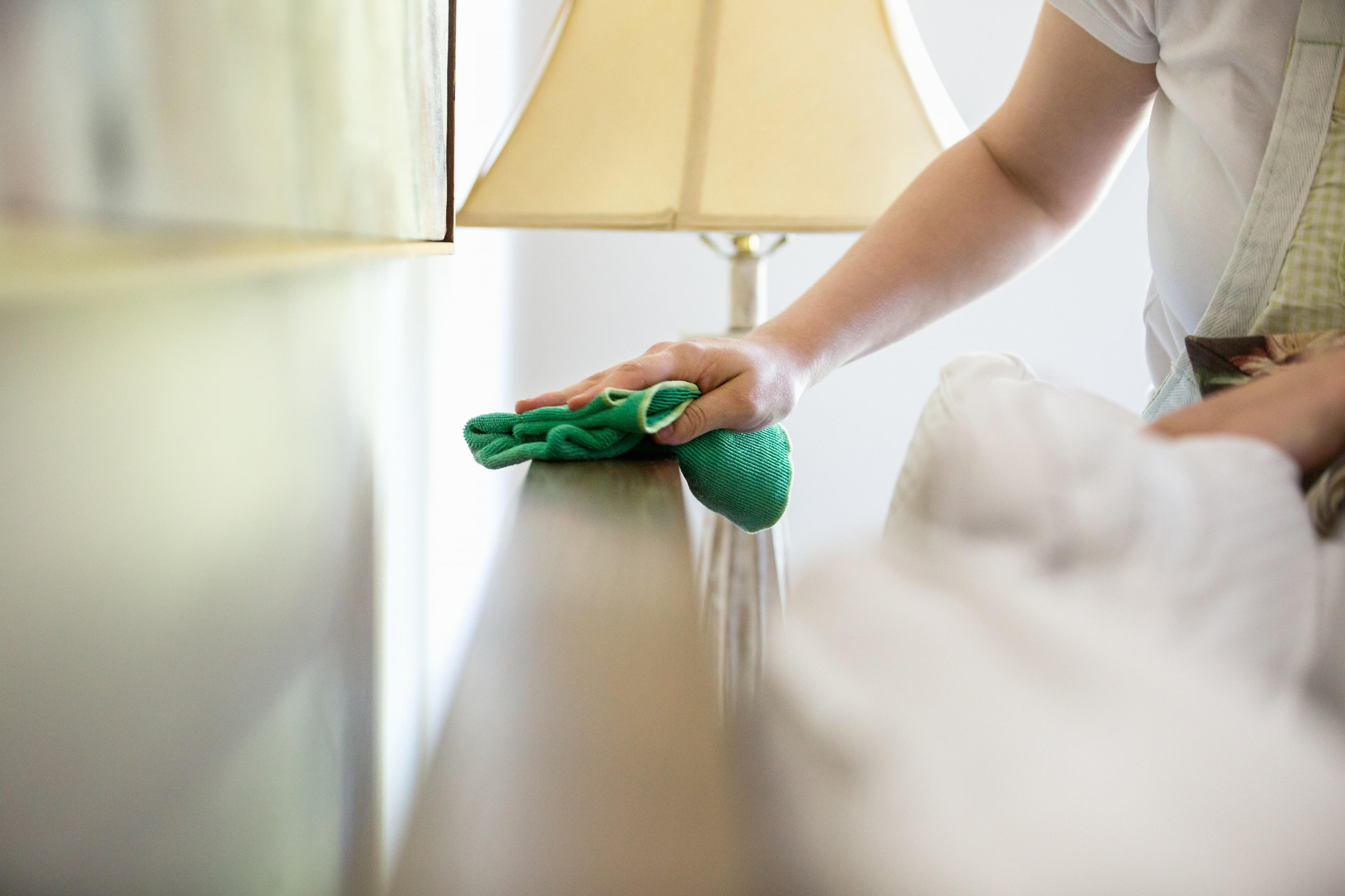 النظافة والأطفال