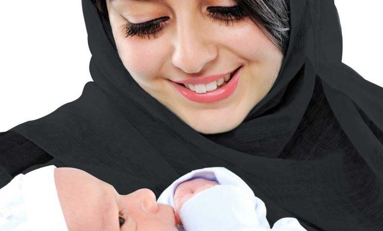 الولادة في شهر رمضان