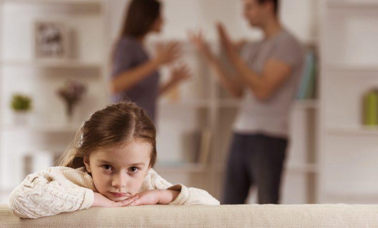 تربية طفلك بعد الطلاق