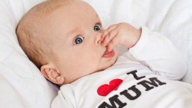 انسداد الانف أو الخنفرة عند الرضع