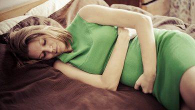أعراض الحمل في الشهر الثالث