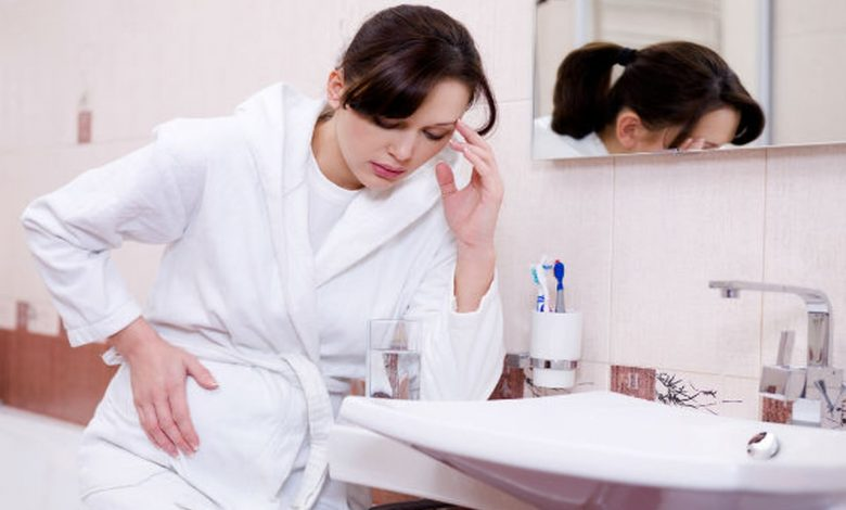 أعراض الحمل في الثلث الأول