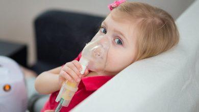 حساسية الصدر عند الأطفال