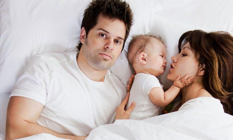 العلاقة الحميمة بعد الولادة الطبيعية