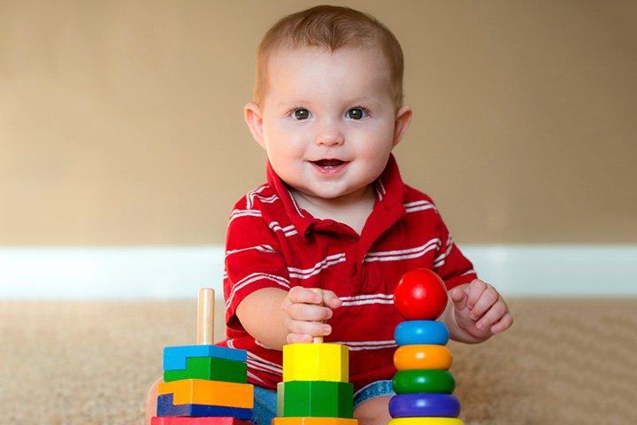 تطور الطفل في الشهر السابع