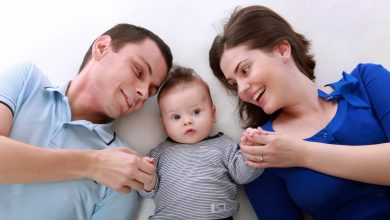 تطور الطفل في الشهر الرابع