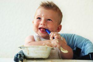 تطور الطفل في الشهر العاشر