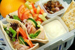 أطعمة بديلة للوجبات السريعة