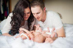 مزايا الحمل بتوأم