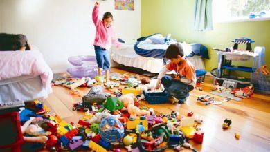 السلوك الفوضوي للطفل