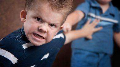 السلوك العدواني للطفل