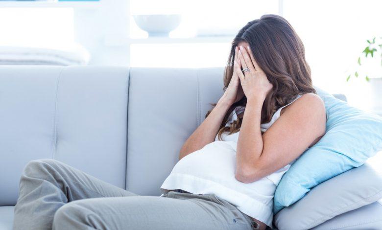 اكتئاب الحمل