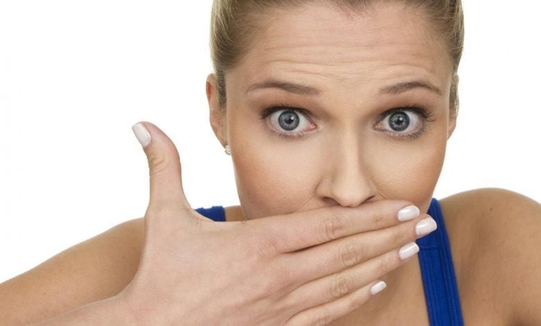 مرارة الفم أثناء الحمل