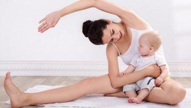 التخسيس أثناء الرضاعة