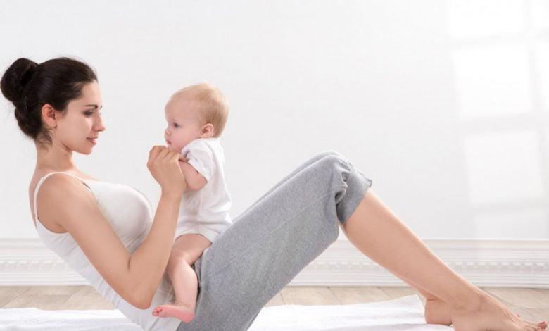 ريجيم ما بعد الولادة
