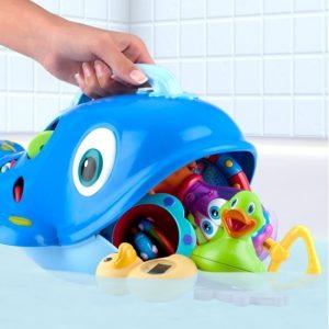 ألعاب الاستحمام