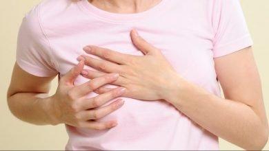 تكتلات الثدي والأورام الحميدة