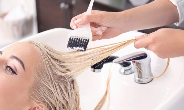 أضرار صبغة الشعر على الحامل
