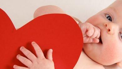 مشاكل القلب عند حديثي الولادة