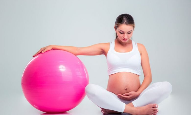 تمارين رياضية للحامل في الشهور الأولى