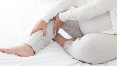 احتباس السوائل في جسم الحامل