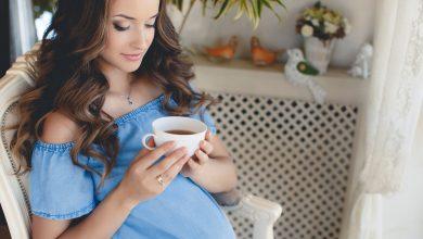 تأثير الكافيين على الحامل