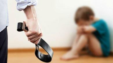 أضرار ضرب الطفل