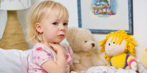 علاج الكحة عند الرضع