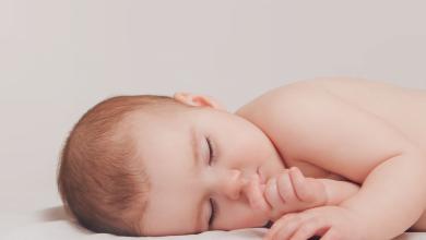 جدول عدد ساعات نوم الطفل