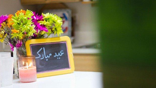 أفكار لتزيين المنزل للعيد