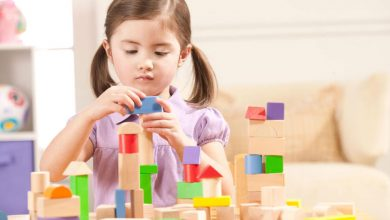 ألعاب تضر بصحة الطفل