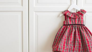 اختيار ملابس العيد للأطفال