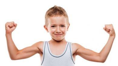 طرق تقوية عظام الطفل