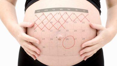 كيفية حساب فترة الحمل وموعد الولادة