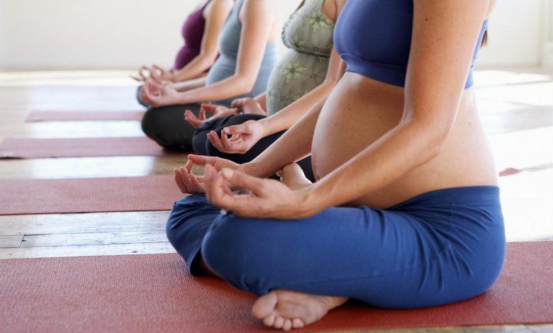 فوائد تمارين اليوغا للحامل