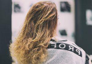 بروتين الشعر للحامل
