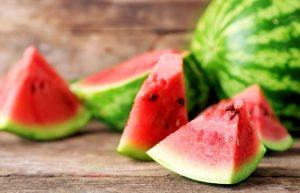 البطيخ للحامل