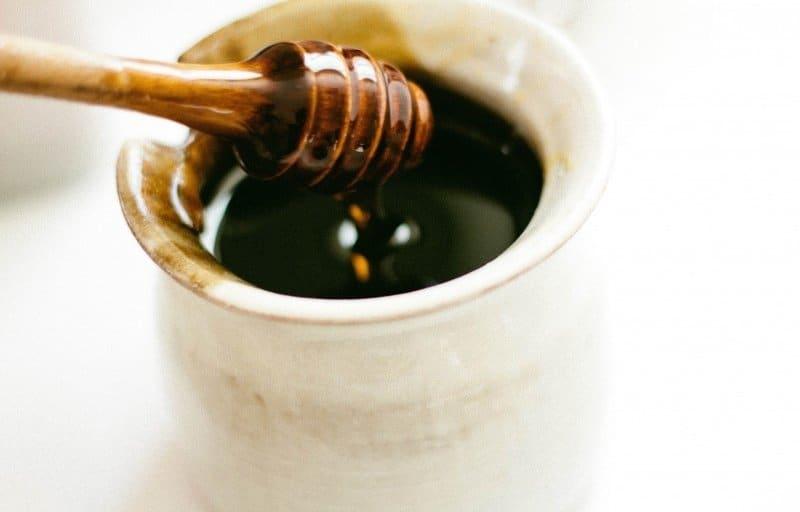 العسل الاسود للحامل