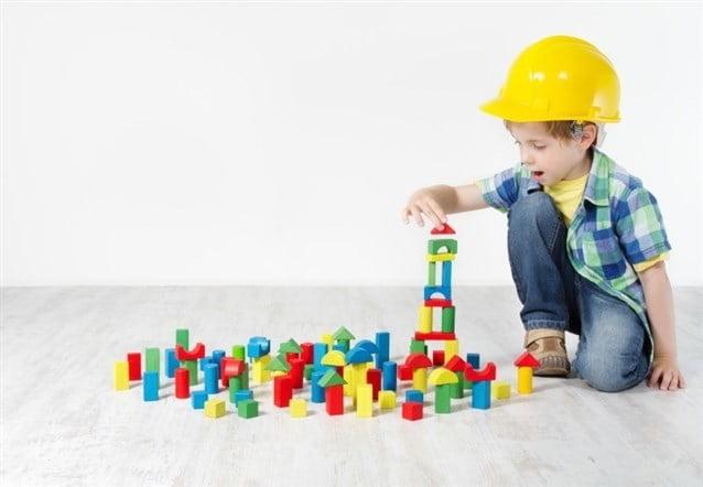 الألعاب التي تنمي ذكاء الطفل