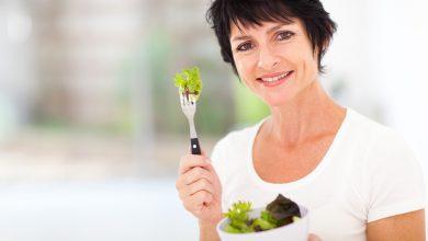 صحة المرأة بعد سن الأربعين