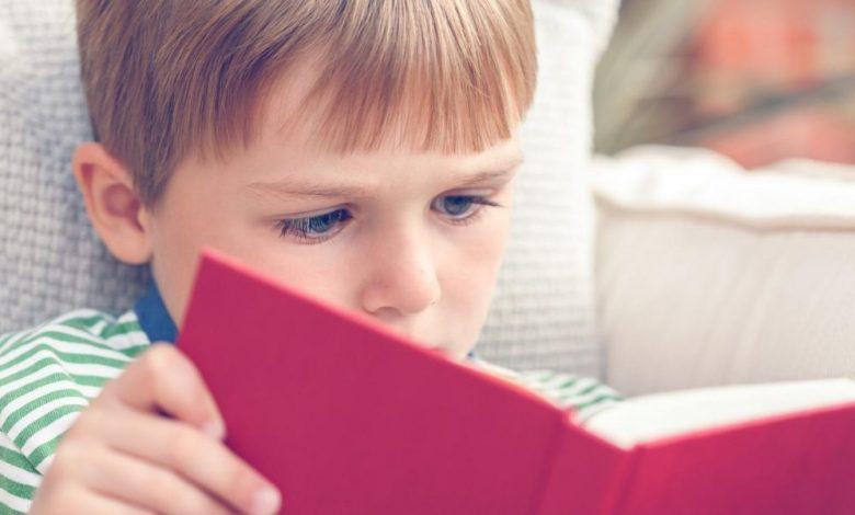 فوائد القراءة للاطفال