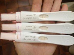 متى يكون اختبار الحمل خاطئ؟