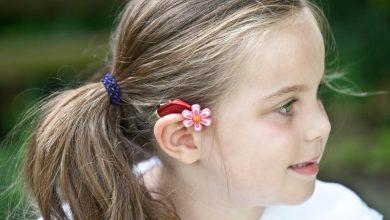 سماعات الاذن الطبية للاطفال
